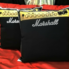 Almohadones Marshall 40x40
