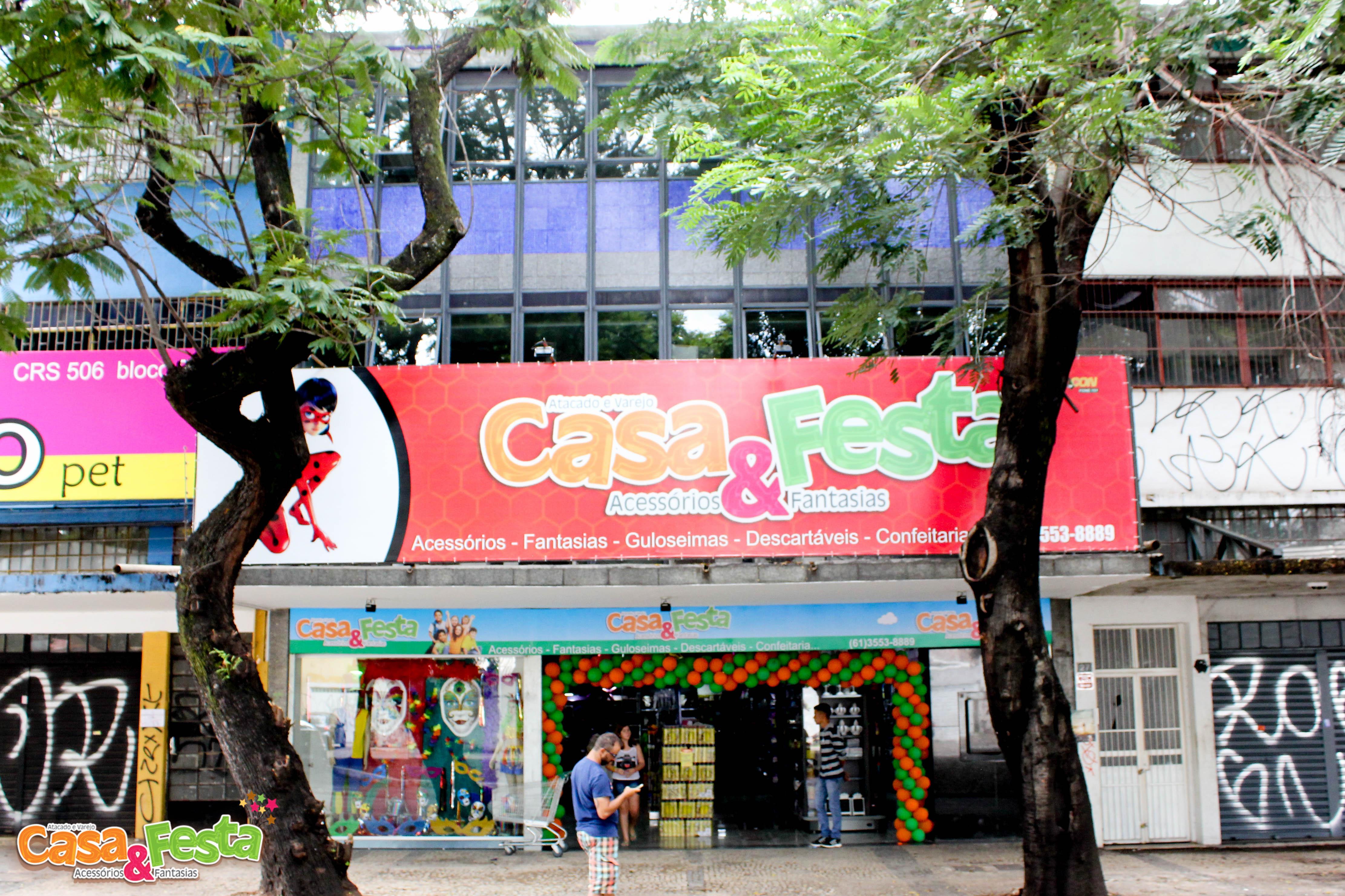 a030bdf23bb Loja online de Casa   Festa - Lojas