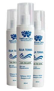 Água Termal Nativus Care 250ML