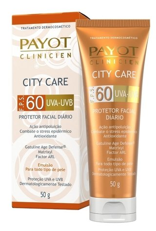 City care FPS 60 Protetor Facial 50g - Payot