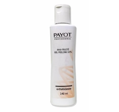 GEL PEELING 10% AHA FRUITE 140ML - Payot