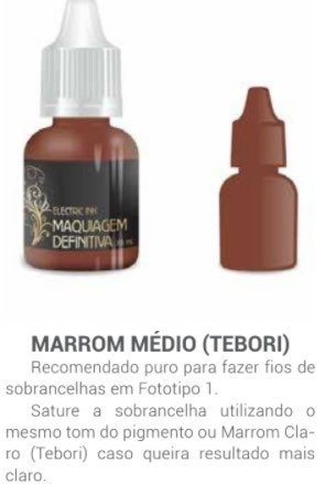 PIGMENTO TEBORI ELECTRIC INK - loja online