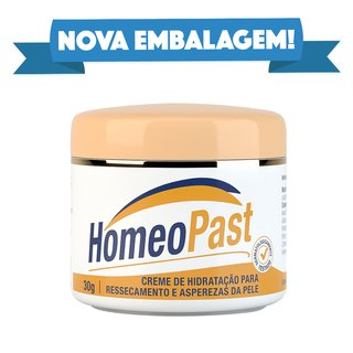 Homeo Past Creme Hidratante- 30G