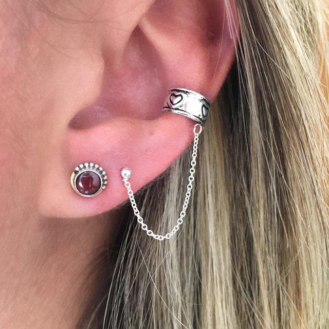 ear - Salar Arte em Prata   Porque a Prata mais Valiosa é Você. cfab02df7f