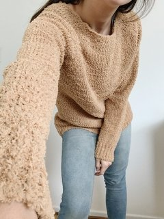 SWEATER DOLCE CAMEL en internet
