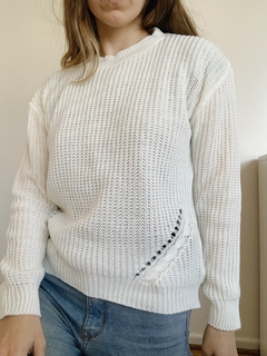 SWEATER LUCCI NATURAL - comprar online