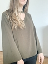 BLUSA DAKOTA ML VERDE MILITAR