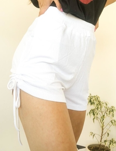 SHORT ANWARD BLANCO