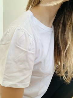 REMERA FRENCY BLANCA - comprar online
