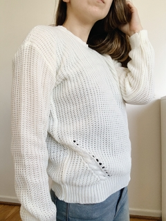 SWEATER LUCCI NATURAL
