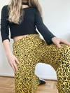 PANT RELAX PRINT YELLOW