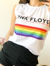 MUSCULOSA PINK FLOYD BLANCA