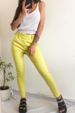 PANT PLUM LIMON en internet