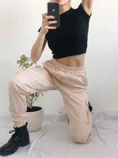 CARGO PANT ROSA