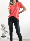 REMERA SWEET CORAL