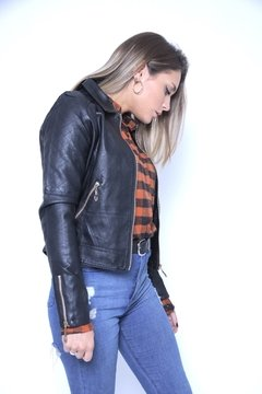 CAMPERA COOKIE NEGRA