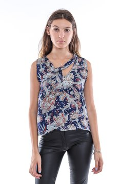 BLUSA COCONUT BLUE en internet