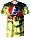 Remera Sublimada Grateful Dead Ranwey Cs114