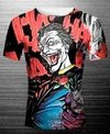 Remera Sublimada El Guason Joker Ranwey Cs324