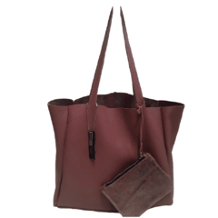 Tote Bag Reversible - ROSA PALIDO