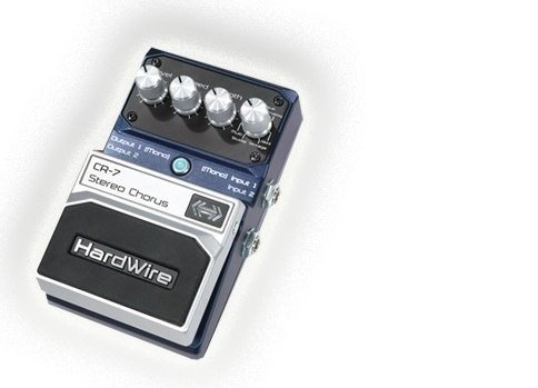 Pedal Digitech Hardwire Cr-7 Stereo Chorus