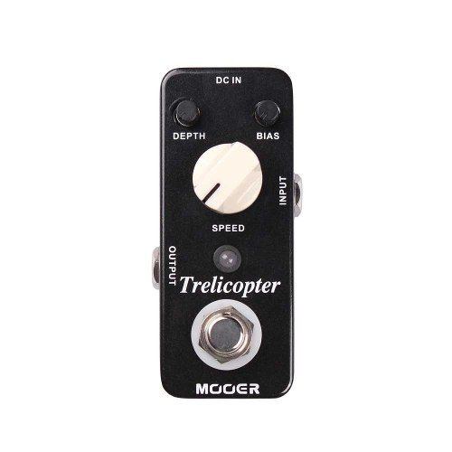 Mooer Trelicopter Optical Tremolo Pedal Edenlp