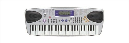 Casio Ma150 Teclado Portatil 49 Teclas Mini, Polifonico