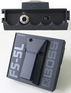 Boss Fs-5l Pedal On / Off Foot Switch Edenlp