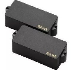 Emg Emg-p Active P-bass Pickup(black)