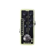 Mooer Us Classic Deluxe Preamp Para Guitarra Electrica