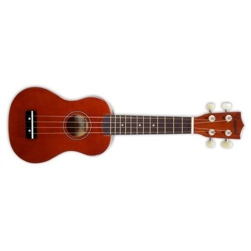 Leonard Uk10n Ukelele Soprano Color Natural Con Funda