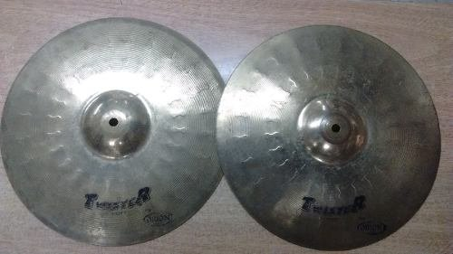 Oportunidad! Orion Tw14 Twister Platillo Pareja De Hi Hats