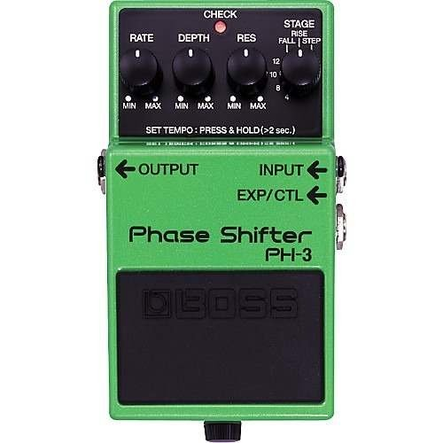 Boss Ph-3 Pedal Phase Shifter