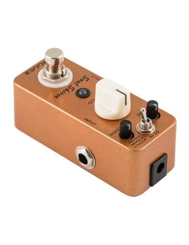 Mooer Soul Shiver Pedal Chorus/vibrato/rotary - comprar online