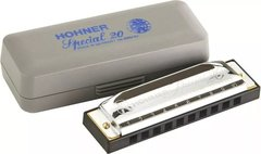 Hohner Special 20 Armonica Diatonica Made In Germany En Sol