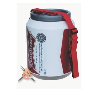 Coller Budweiser - 12 latas - DOCTOR COLLER