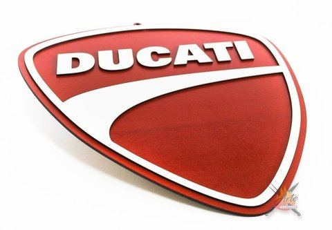 Ducati - Placa Decorativa