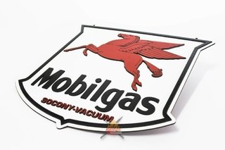 Mobilgas - Placa Decorativa