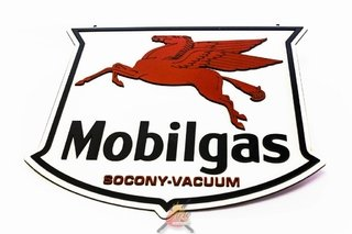 Mobilgas - Placa Decorativa na internet