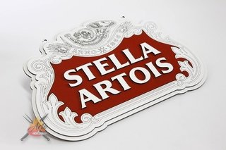 Stella Artois - Placa Decorativa