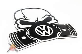 Volks Mask - Placa Decorativa - comprar online
