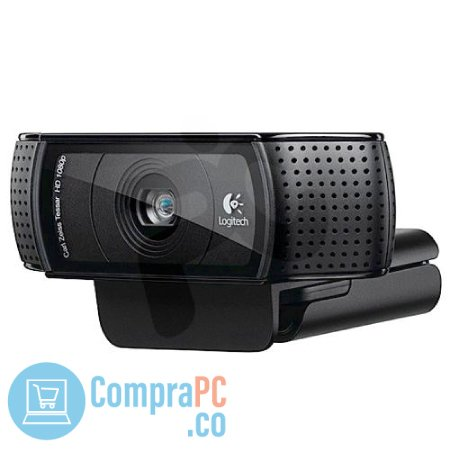 HD PRO WEBCAM C920 - comprar online