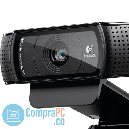 HD PRO WEBCAM C920 - Compra Pc