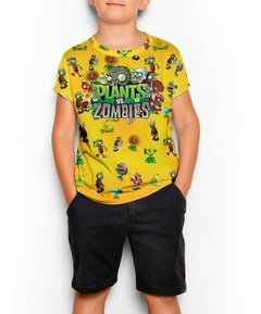 Remeras Plants Vs Zombies