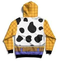 Buzo Hoodie Sheriff Woody Toy Story Full Print - comprar online