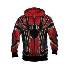 Campera Iron Spider Spider Man Infinity War