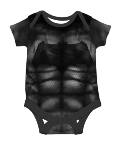 Body Bebe Batman traje de Ben Affleck