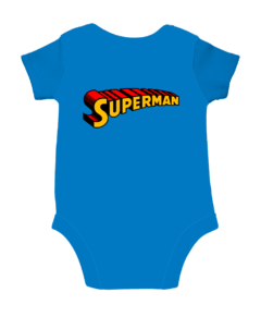 Body Bebe Superman mod 2 - comprar online