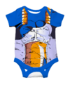 Body Bebe Vegeta traje roto Dragon Ball - comprar online