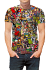 Remera Cartoon Clasicos mod 1